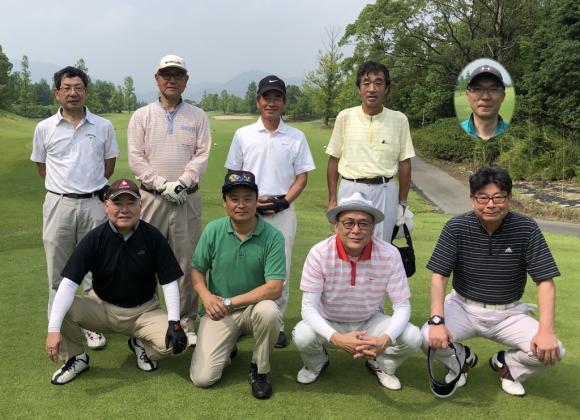 福岡支部ゴルフコンペ